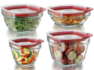 Silicone Food Containers