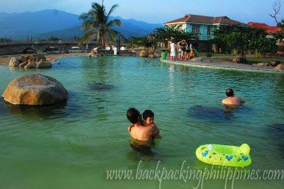 las casas de acuzar swimming pool