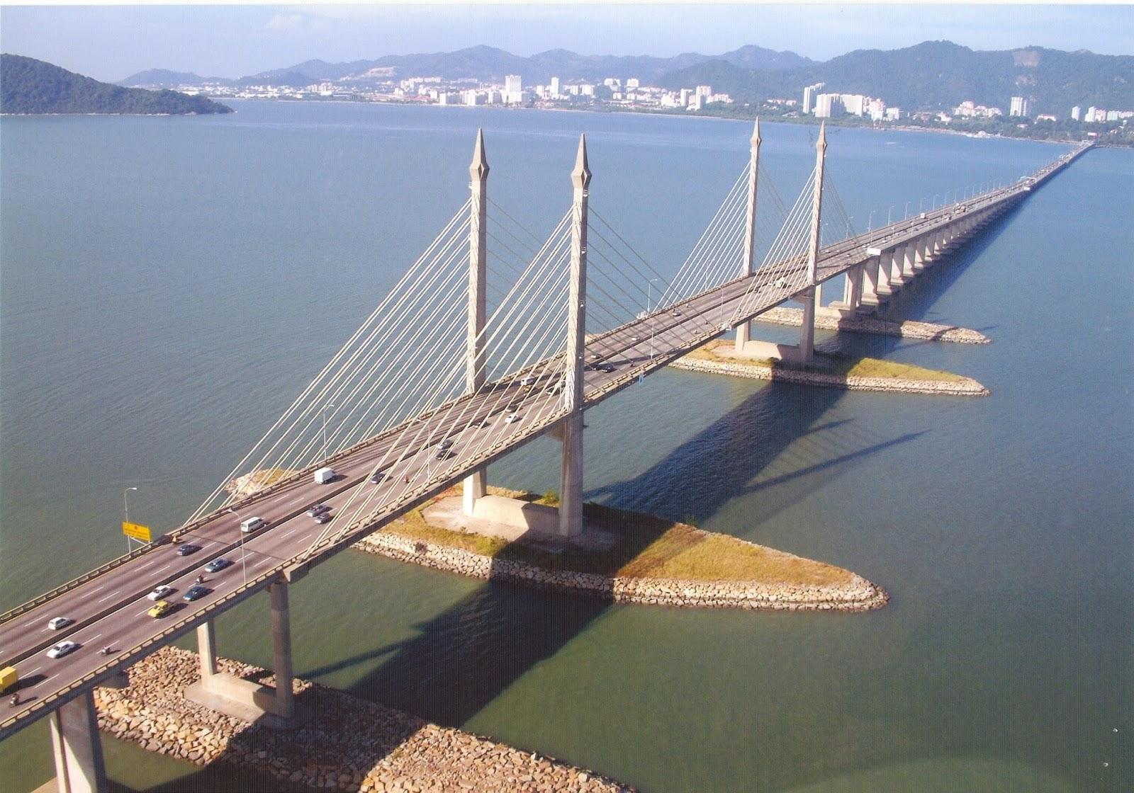 Image result for jambatan pulau pinang