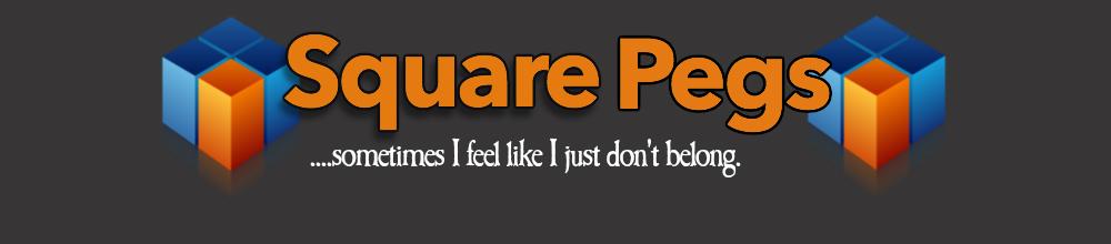.Square Pegs
