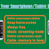 Is your Tablet smart phone slow-Tips to speed up your slow smart phone tablet