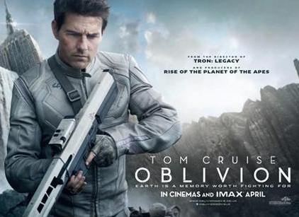 Oblivion Filmi