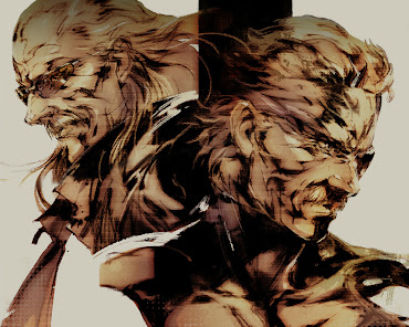 #26 Metal Gear Solid Wallpaper