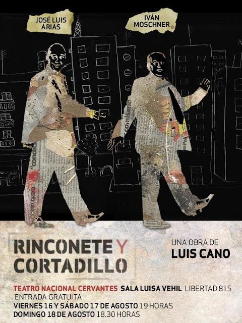 Rinconete y Cortadillo de Luis Cano