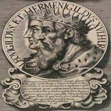 LEOVIGILDO VS HERMENGILDO