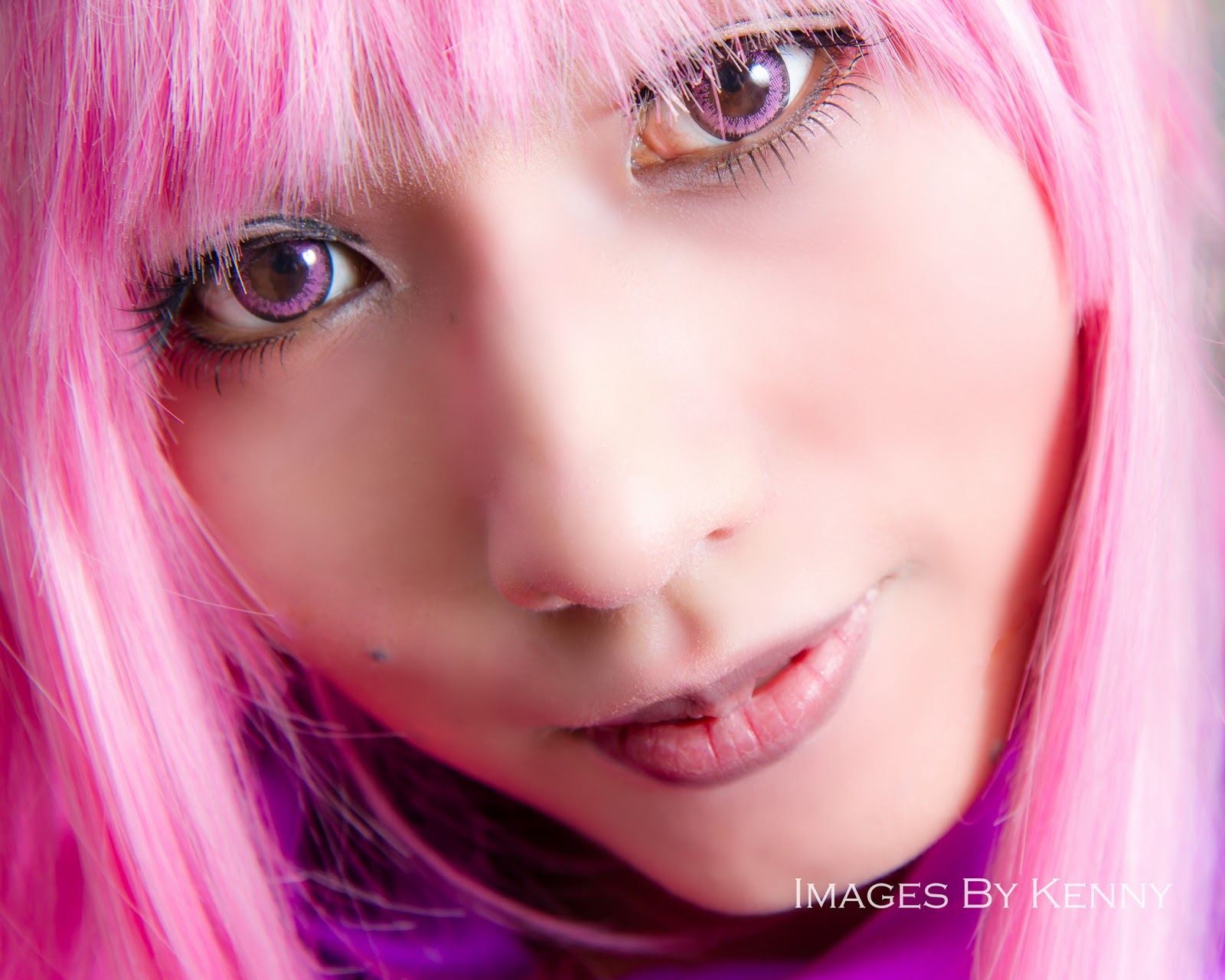 Cosplay photography - Princess Bubblegum