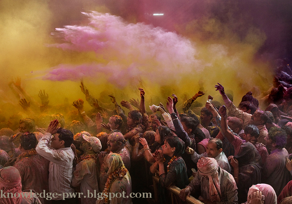 Holi – Festival of Colours in Galston, Sydney – 27th March 2016