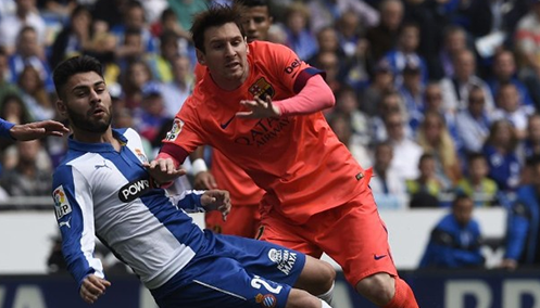 Live Streaming Espanyol vs Barcelona Malam Ini 2 Jan 2016
