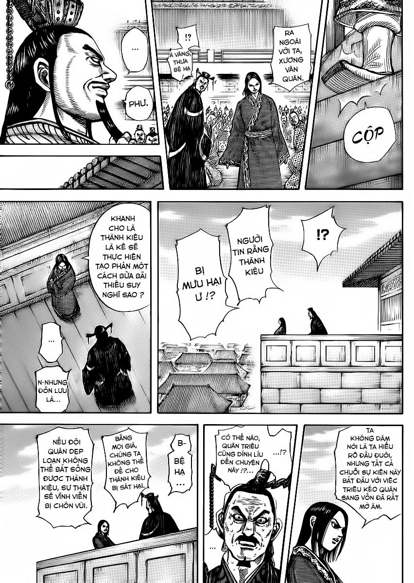 Kingdom – Vương Giả Thiên Hạ (Tổng Hợp) chap 371 page 18 - IZTruyenTranh.com