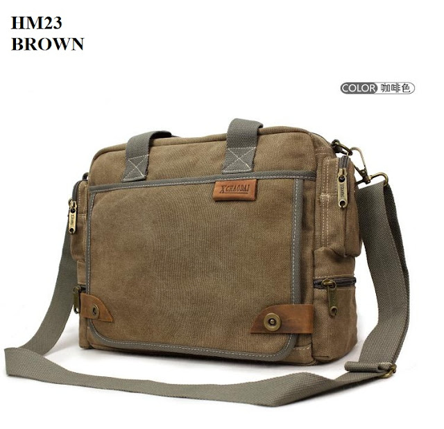 HM23 Men Casual Shoulder Bag /Travel (end 7/1/2017 12:00 AM)