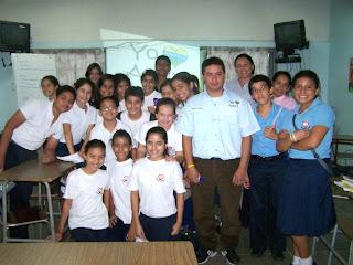 En el Marco del Día del Periodista dictado taller en Sagrada Familia Fe y Alegría en Apure