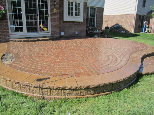 Some Other Homeowners Had Tried To Restore Or Repair Their Own Paver Patios  But Without The Results That An Experienced Brick Paver Contractor Can  Return.