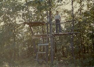 Herb Fisher's Smoke Rise Tree House