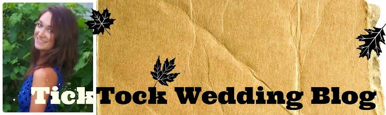 TickTock Wedding Blog