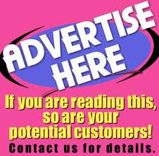 Advertise On Our Blog!