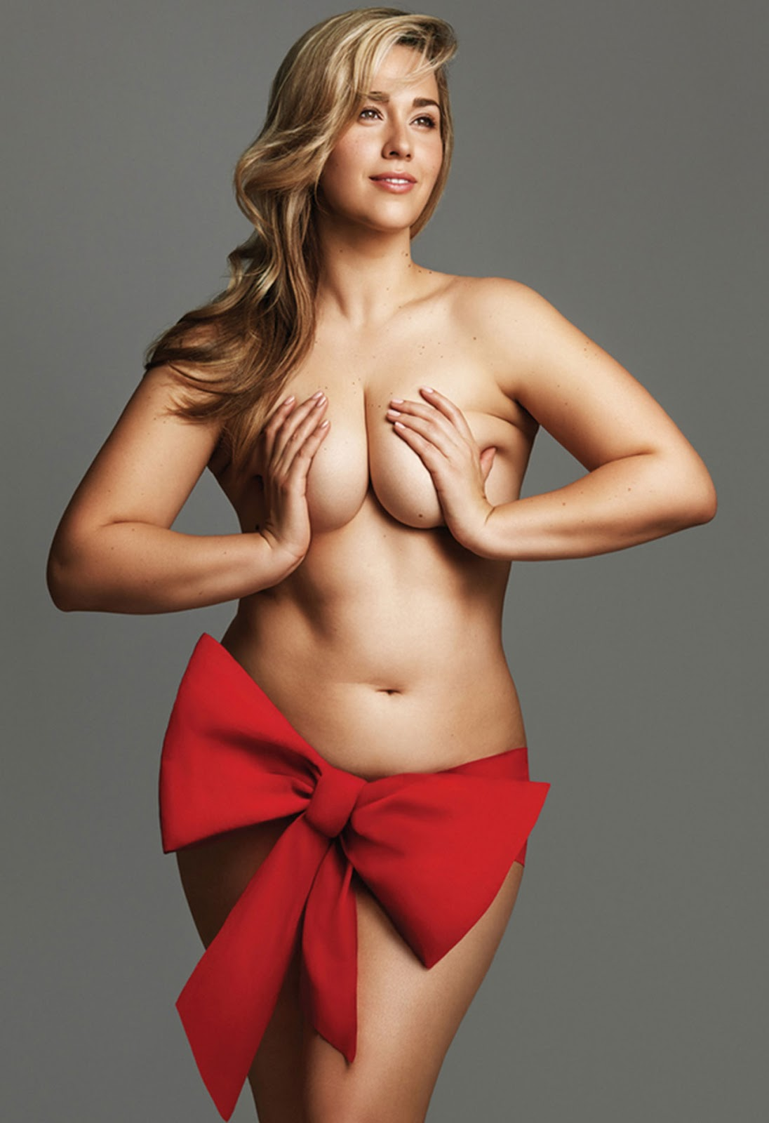 nude chubby woman photo