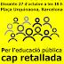 """Dissabte 27 d'octubre, a les 18h. Pl. Urquinaona (BCN): manifestació de tota la comunitat educativa """"Per l'Educació Pública, cap retallada"""""""