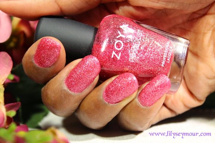 Nails ~ Zoya Miranda Pixi Dusk