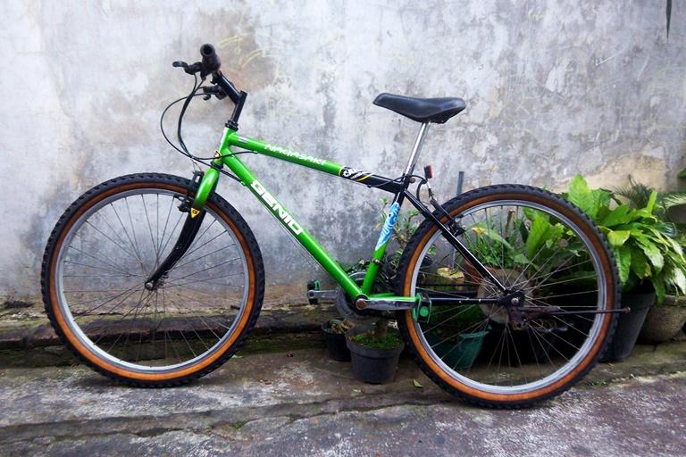 Episode Perdana: Langkah-Langkah merakit sepeda fixie
