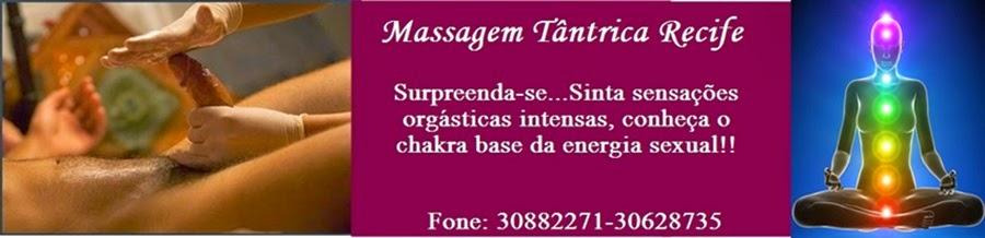 Massagens  em Recife
