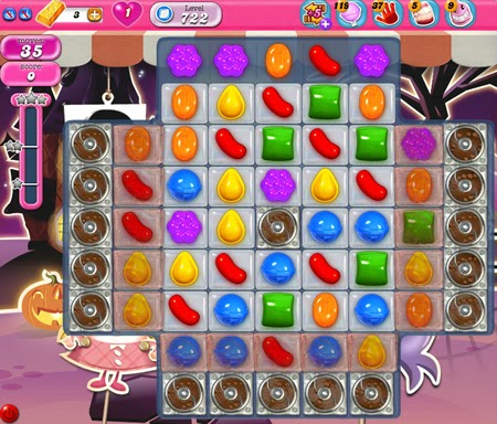 Candy Crush Saga 722