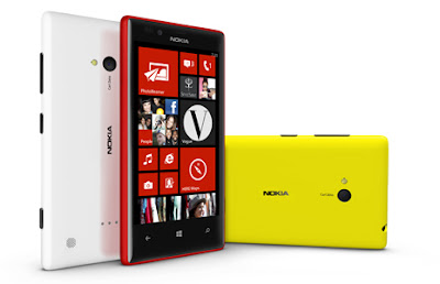 Harga Nokia Lumia 720 Dan Spesifikasi