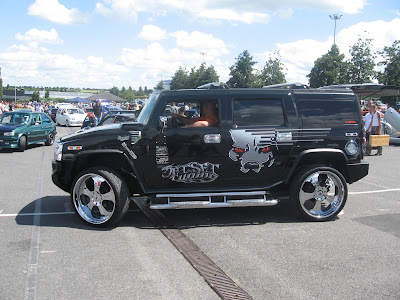 hummer tuneados - hummer h2 modified