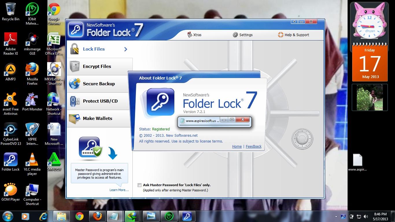 folder lock software with crack free download