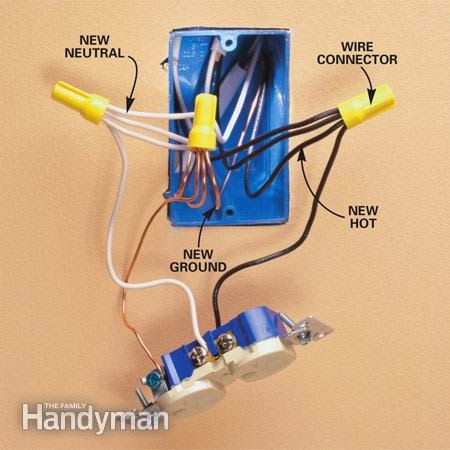 electric work outlet's 3 Wires To Outlet 3 Wires To Outlet #35 3 wires to outlet