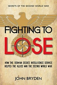 Book Cover - Fighting to Lose - John Bryden (2014)