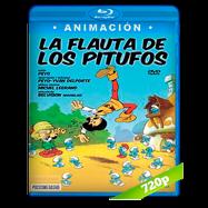La flauta de los Pitufos (1976) BRRip 720p Audio Latino