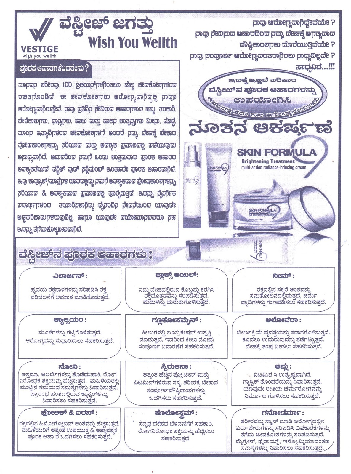 how to business plan in kannada