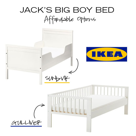 Ikea Malm Bett Bricht Zusammen ~ It's time for a big boy bed  Hello Jack