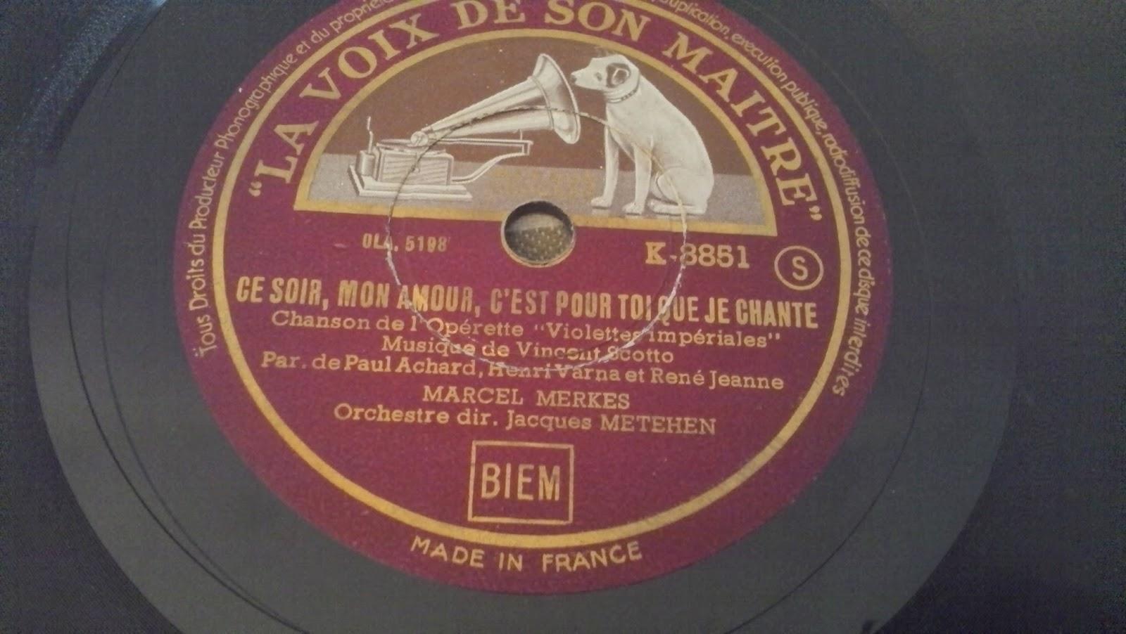 Grand Orchestre Bohémien - Aimer, Boire Et Chanter / Histoires De La Forêt Viennoise