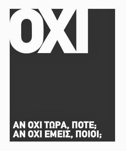 28 de octubre: Día del NO