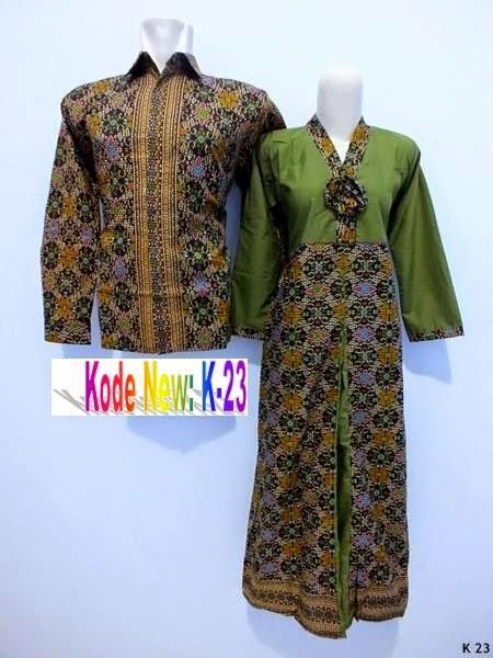 Batik Kerja Pria Wanita