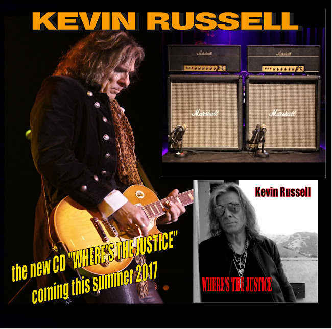 KEVIN RUSSELL