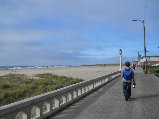 the Promenade in Seaside