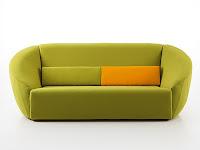 kanepe, koltuk,renkli, modern, mobilya, design, tasarım, yeşil,turuncu