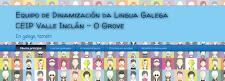 Equipo de Dinamización da Lingua Galega   -   CEIP Valle Inclán