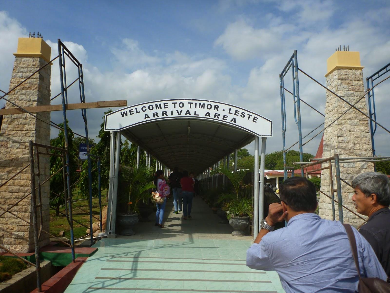 Aeroporto Dili : Agora é o momentum: timor leste díli 13 e 19 06 2014