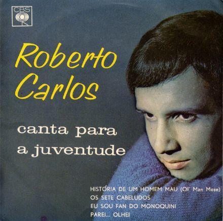 Roberto Carlos - Canta Para a Juventude (1965)