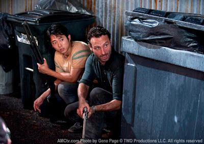 The Walking Dead 2x09: Chi diavolo è quello? Promo e Sneak Peek !!!