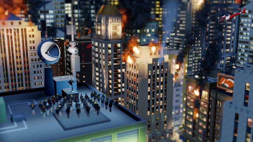 Суперзлодей игры SimCity - Доктор Ву (MaxiMan)