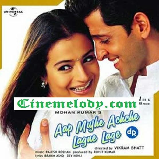 Aap Mujhe Achhe Lagne Lage (2002) Hindi Mp3 Songs Free  Download