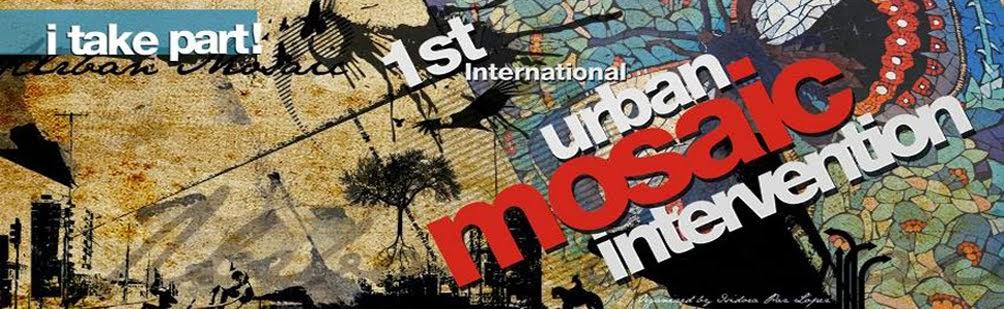 1st International Urban Mosaic Intervention