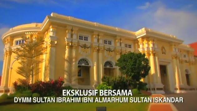 Istana Sultan Johor