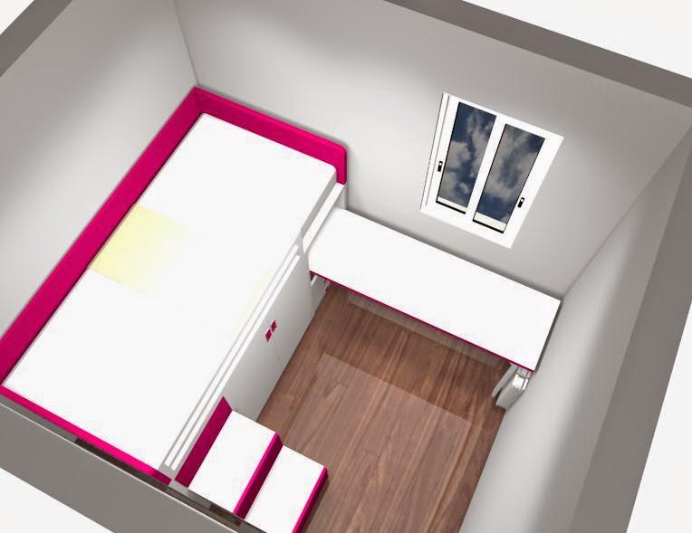 Blog dormitorios juveniles valencia la habitaci n de lara - Dormitorios juveniles en barcelona ...