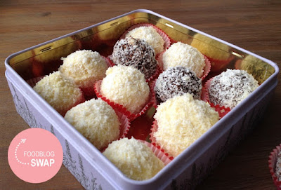 Raffaello bonbons maken