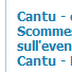 Cantù - Khimki 1